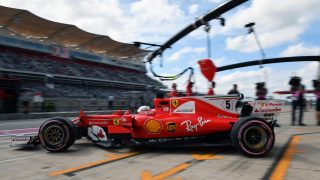 Vettel to use new chassis for remainder of Austin event