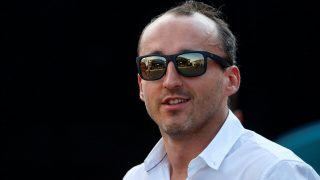 Kubica to drive for Williams in Abu Dhabi test