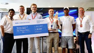 IoT solution wins Tata Communications' F1® Connectivity Innovation Prize