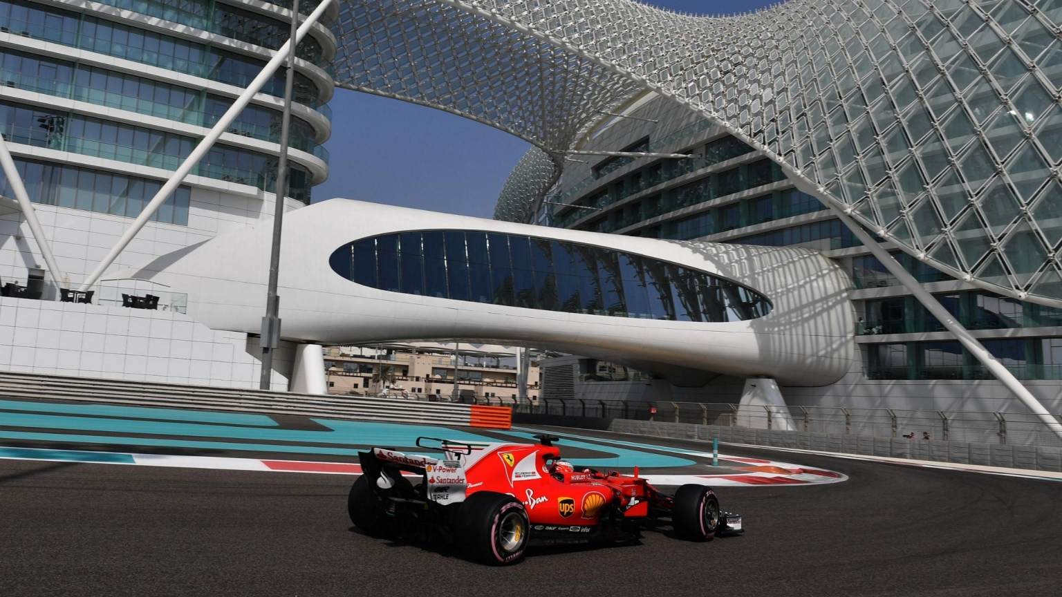 Abu Dhabi November 2014 Line Circuit Blog Raikkonen Fastest 100 Laps For Kubica In Test