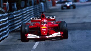 Schumacher's Monaco-winning Ferrari sells for record $7m