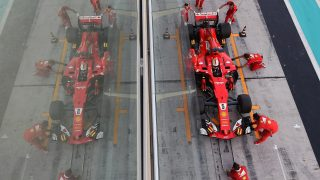 Vettel fastest as 2017 track action comes to a close