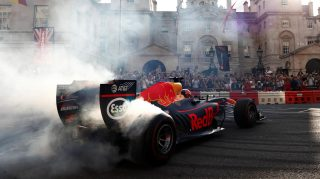 F1 Live London named 'Sports Event of the Year'