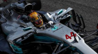 Beating Schumacher's records? I can't see it - Hamilton