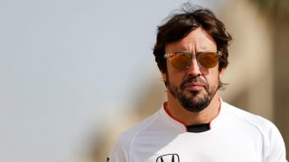Alonso: 2017 aim is to be 'respectable'
