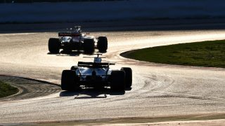 Ferrari and Mercedes setting the early standard - Massa