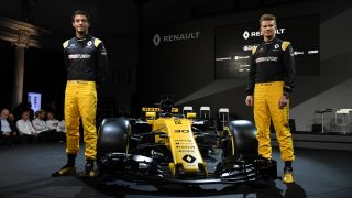 Hulkenberg impressed with 'sexy' R.S.17