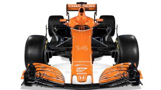 McLaren revive orange livery with MCL32