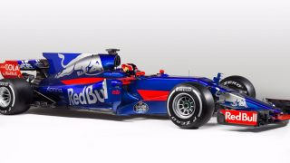 New-look Toro Rosso completes '17 launches in Spain
