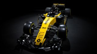 Renault target fifth place with launch of the R.S.17