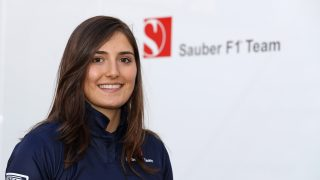 Sauber sign Calderon as development driver