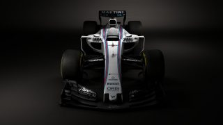 Williams reveal imagery of 2017 car