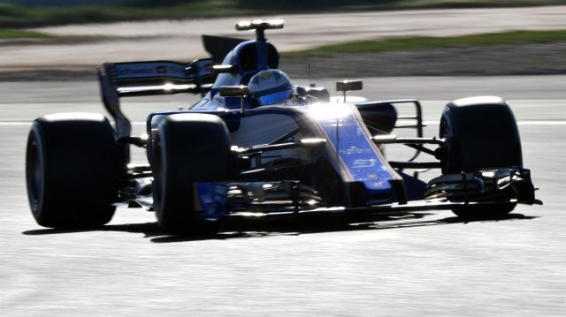 Marcus Ericsson (SWE) Sauber C36 at Formula One Testing, Day Four, Barcelona, Spain, 10 March 2017. &copy&#x3b; Sutton Images