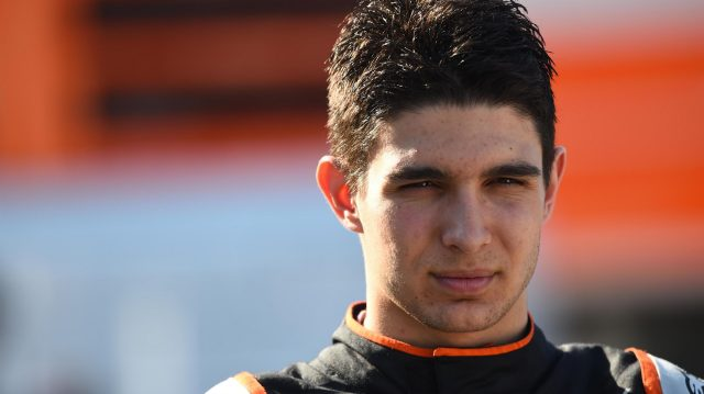 Esteban Ocon (FRA) Force India F1 at Formula One Testing, Day Four, Barcelona, Spain, 10 March 2017. &copy&#x3b; Sutton Images
