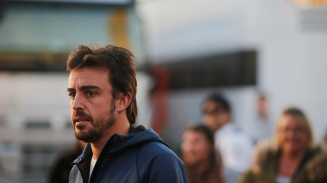 Fernando Alonso (ESP) McLaren at Formula One Testing, Day Three, Barcelona, Spain, 9 March 2017. &copy&#x3b; Sutton Images