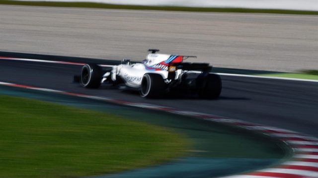Lance Stroll (CDN) Williams FW40 at Formula One Testing, Day Four, Barcelona, Spain, 10 March 2017. &copy&#x3b; Sutton Images