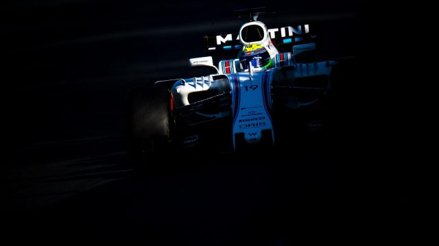 Felipe Massa (BRA) Williams FW40 at Formula One World Championship, Rd1, Australian Grand Prix, Race, Albert Park, Melbourne, Australia, Sunday 26 March 2017. &copy&#x3b; Sutton Motorsport Images