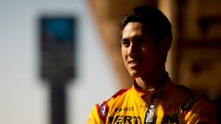 F2 racer Gelael to test for Toro Rosso