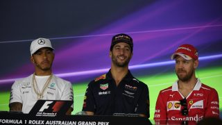FIA Thursday press conference - Australia