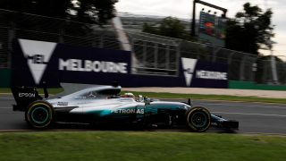 FP2 - Hamilton maintains early advantage