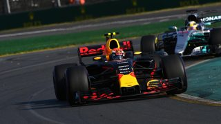 Verstappen encouraged by Red Bull race pace