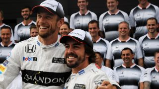 Button to stand in for Alonso in Monaco