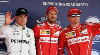 FIA post-qualifying press conference - Russia