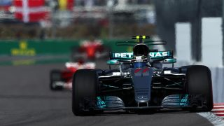 Race - Bottas takes nail-biting maiden win in Russia