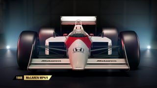 Classic machinery returns for the official F1™ 2017 game