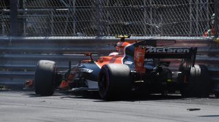 Crash doesn't spoil 'very positive' day - Vandoorne