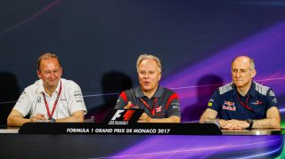 FIA Thursday press conference - Monaco