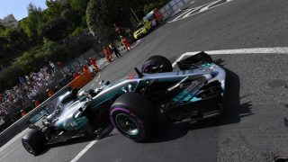 FP1 - Hamilton heads Vettel in first Monaco session
