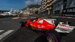 FP2 - Vettel to the fore as Mercedes slip back
