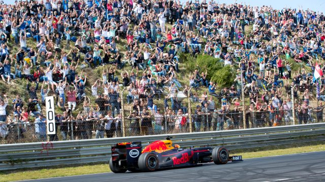 Max Verstappen attending the Family Racing Days in Zandvoort, The Netherlands on May 21, 2017. &copy&#x3b; Marcel van Hoorn / Red Bull Content Pool