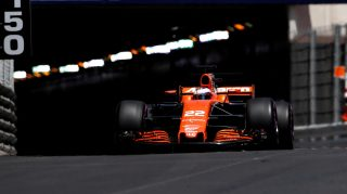 Pit-lane start for Button in Monte Carlo