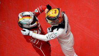 Vettel and Hamilton loving 2017 rivalry and respect