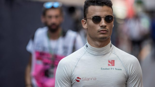 Pascal Wehrlein (GER) Sauber on the grid at Formula One World Championship, Rd6, Monaco Grand Prix, Race, Monte-Carlo, Monaco, Sunday 28 May 2017. &copy&#x3b; Sutton Images