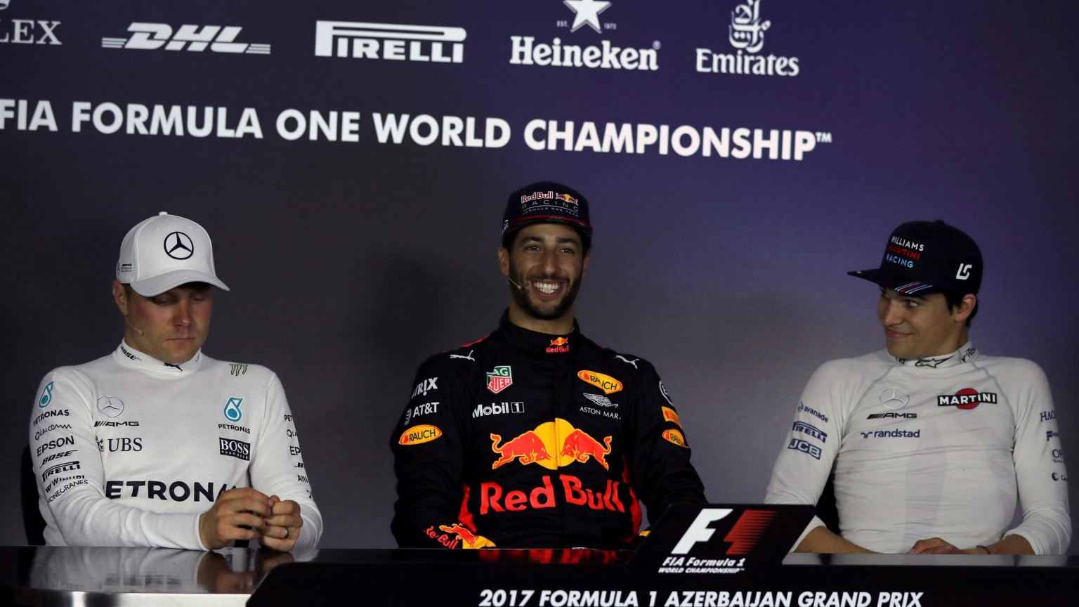 bda1b06f FIA post-race press conference - Azerbaijan