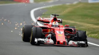 Silverstone race no disaster - Vettel