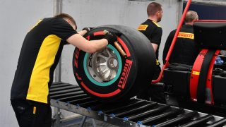 Teams closely matched on Hungary tyre selections