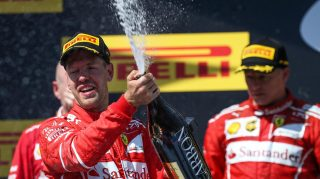 Vettel: Steering issues made race tougher than it looked