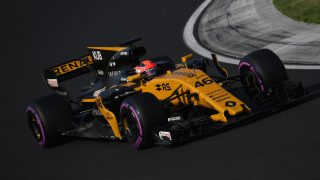 Kubica fourth fastest on return as Vettel sets testing pace