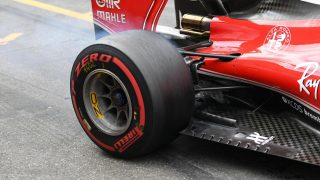 Supersofts the fashionable tyre choice for Italy