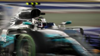 Bottas: Vision suffered after drinks bottle failure