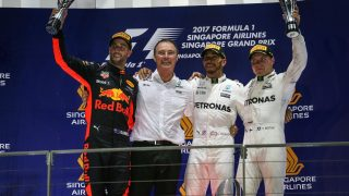FIA post-race press conference - Singapore