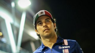 Perez to race with Force India in 2018