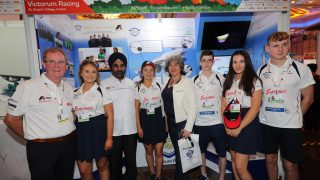 Three countries share first 2017 spoils at F1 in Schools World Finals