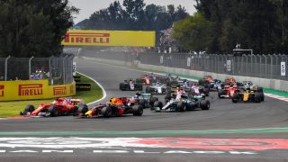 F1 and FOX Sports LatAm strike new TV partnership