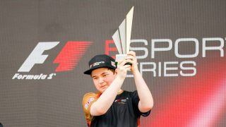 F1 Esports champion Leigh gets 'real world' racing chance