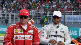 Hamilton, Raikkonen and Mercedes earn Laureus nominations